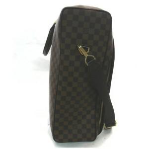 Louis Vuitton Damier Ebene Nolita GM Weekend with Strap 860934