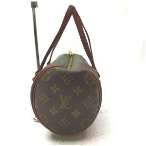Louis Vuitton Monogram Papillon 26 Boston 861491
