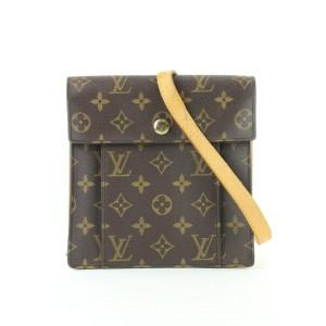 Louis Vuitton Special Order Monogram Pimlico Crossbody Bag  224lvs210