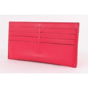 Louis Vuitton Pink Leather Felicie Insert Pouch 2LVS1221