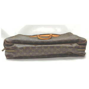 Louis Vuitton Monogram Alize 1 Poche Travel Bag 861312