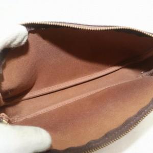 Louis Vuitton Monogram Pochette Accessoires Wristlet Pouch Bag 862711