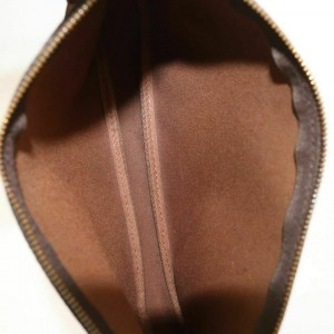 Louis Vuitton Monogram Pochette Accessoires Wristlet Pouch 860844