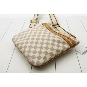 Louis Vuitton  Damier Azur Pochette Bosphore Crossbody 860578