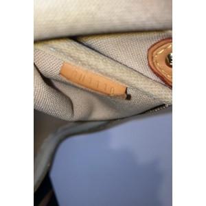 Louis Vuitton Damier Azur Pochette Eva Crossbody 2way 860868
