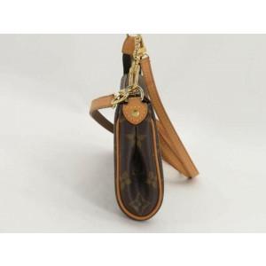 Louis Vuitton Monogram Pochette Eva 2way Crossbody Bag 862106