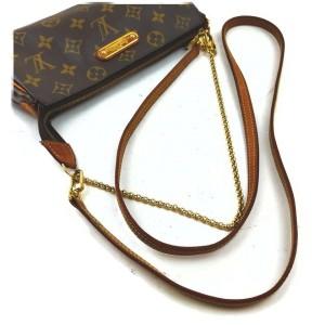 Louis Vuitton Monogram Pochette Eva 2way Crossbody Sophie  862346
