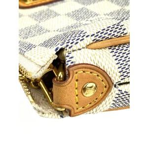 Louis Vuitton  Damier Azur Pochette Eva Crossbody 2LVA925