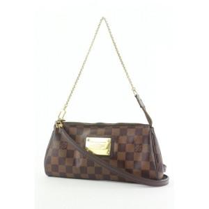 Louis Vuitton Damier Evene Pochette Sophie 2way Crossbody Bag Eva 202lvs54