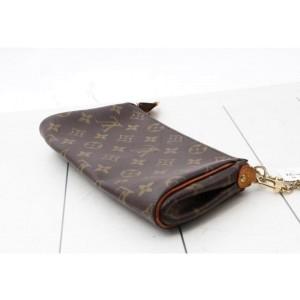 Louis Vuitton  Monogram Pochette Eva Crossbody 2way Sophie  858587