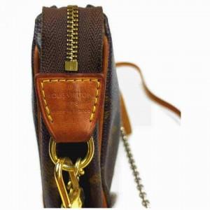 Louis Vuitton Monogram Pochette Eva Crossbody Sophie 860526