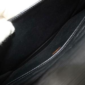 Louis Vuitton  Black Epi Pochette Lena Envelope Clutch 8701531