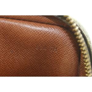 Louis Vuitton Monogram Pochette Marly Bandouliere Crossbody Bag  131lvs24