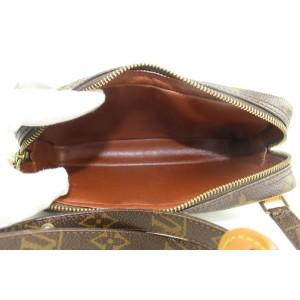 Louis Vuitton Monogram Pochette Marly Bandouliere Crossbody Bag 532lvs310