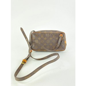 Louis Vuitton Monogram Pochette Marly Bandouliere Crossbody 7L1117