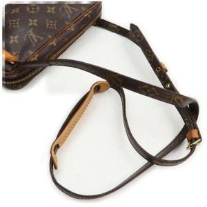 Louis Vuitton Monogram Pochette Marly Bandouliere Crossbody Bag 862572