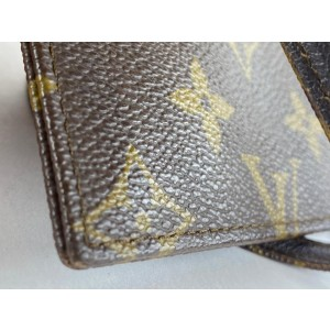 Louis Vuitton Mini Nano Monogram Pochette Secret Pouch Shoulder Bag  25lvs1230