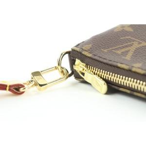 Louis Vuitton Monogram Pochette Accessories Wristlet Pouch Accessoires Bag 533lvs310