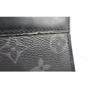 Louis Vuitton Black Monogram Eclipse Pochette Voyage MM  861355