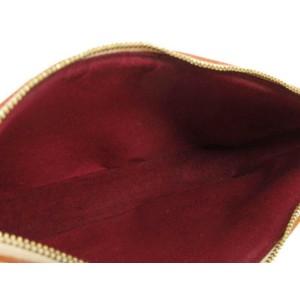 Louis Vuitton Monogram Multicolor Pochette Accessories Wristlet Pouch 861232