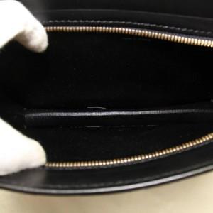 Louis Vuitton Black Epi Noir Pochette Homme 867832