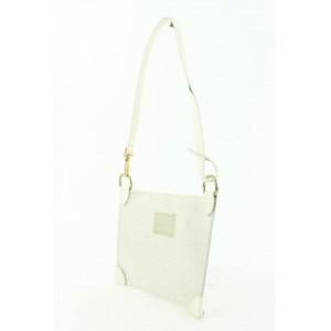 Louis Vuitton Clear Epi Plage Pochette Accessories Mini Wristlet Bag 63lvs126