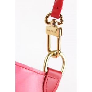 Louis Vuitton Clear Red Epi Plage Translucent Pochette Accessories Wristlet 3LVS1215