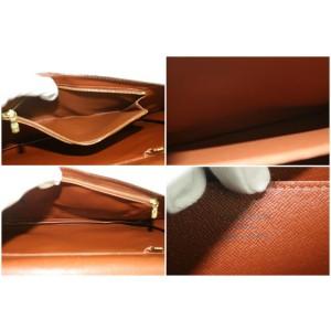 Louis Vuitton Serviette Conseiller Monogram Porte Documents Bandouliere 3lz0