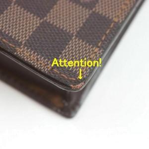 Louis Vuitton Damier Ebene Portobello Crossbody 861231