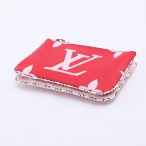 Louis Vuitton Louis Vuitton Monogram Giant Pochette Double Zip 861464