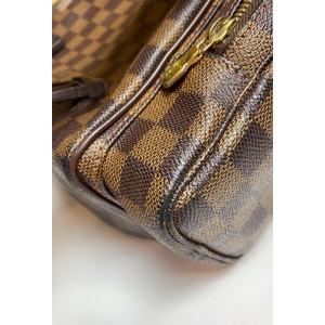 Louis Vuitton Damier Ebene Reporter Melville Messenger Crossbody Bag 861639