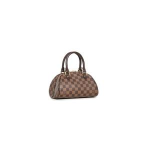 Louis Vuitton Damier Ebene Mini Ribera Boston Bowler Speedy 861178