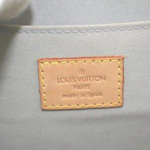 Louis Vuitton Perle Monogram Vernis Roxbury Drive Bag with Strap  861995