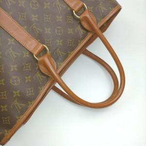 Louis Vuitton XL Monogram Sac Weekend GM Zip Tote bag 862897