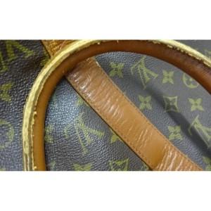 Louis Vuitton Monogram Sac Weekend GM Large Tote 860735