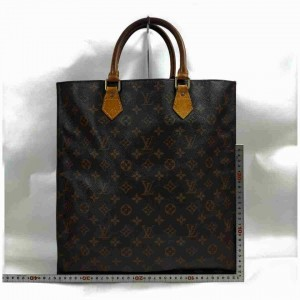 Louis Vuitton Monogram Sac Plat Tote 861158