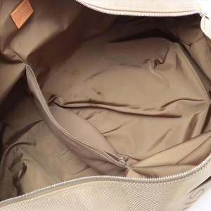 Louis Vuitton Earth Damier Geant Canvas Attaquant Keepall Sac Polochon 861613