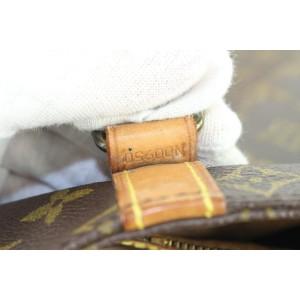 Louis Vuitton XL Monogram Sac Shopping GM Tote bag 918lvs414