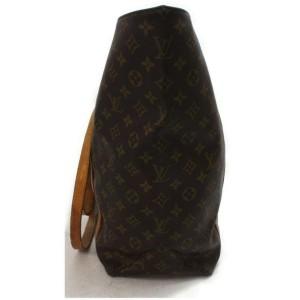 Louis Vuitton Monogram Sac Shopping GM Large Tote 860937