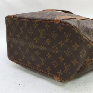 Louis Vuitton Large Monogram Sac Shopping GM Tote  Bag  863176