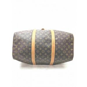 Louis Vuitton Monogram Sac Souple 45 Duffle Keepall 861209