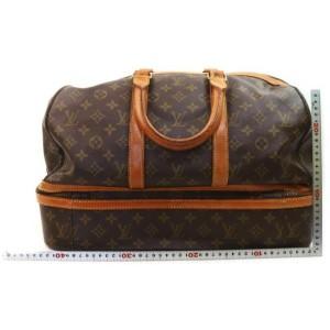 Louis Vuitton Monogram Sac Sport Boston Duffle  859026
