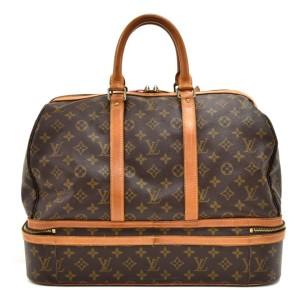 Louis Vuitton Monogram Sac Sport Duffle Carry On 859596