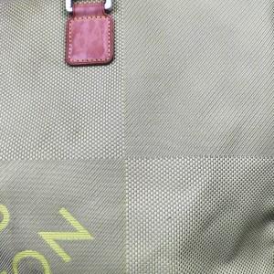 Louis Vuitton Lime Damier Geant Southern Cross Sac Sport Duffle Luggage Bag 861734