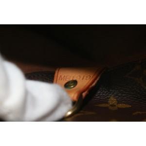 Louis Vuitton Monogram Sac Weekend Tote Bag 714lvs323