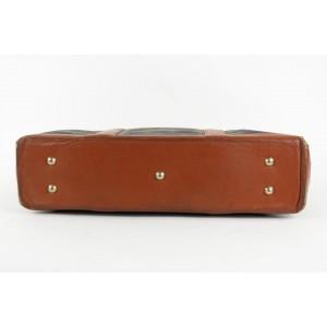 Louis Vuitton Monogram Sac Weekend PM Zip Tote 19lvs1223