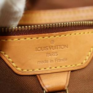 Louis Vuitton Americas Cup 1995 Saint Tropez Drawstring Noe Bucket 861R007
