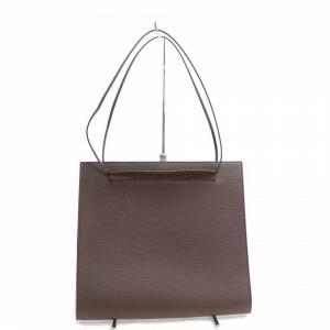 Louis Vuitton Moka Brown Epi Saint Tropez 870929