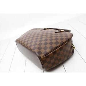 Louis Vuitton Damier Ebene Sarria Horizontal Bowler 861382