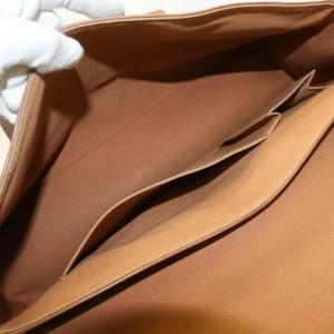 Louis Vuitton Brown Epi Leather Segur MM Bag  862602